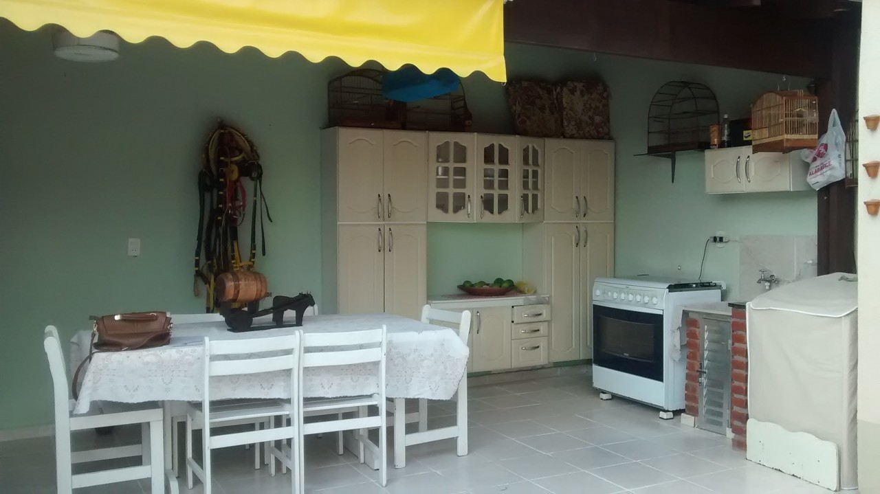 Casa Mogi das cruzes / Jardim ivete