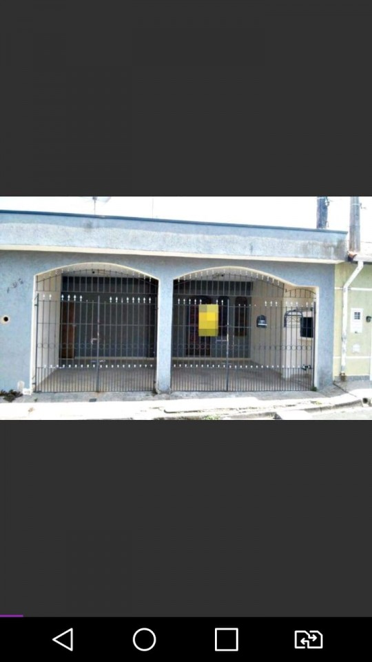 Casa Mogi das cruzes / Parque santana