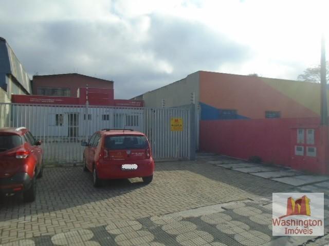 Salão Comercial Mogi das cruzes / Jardim santista