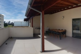 Cobertura Duplex Mogi das cruzes / Vila mogilar