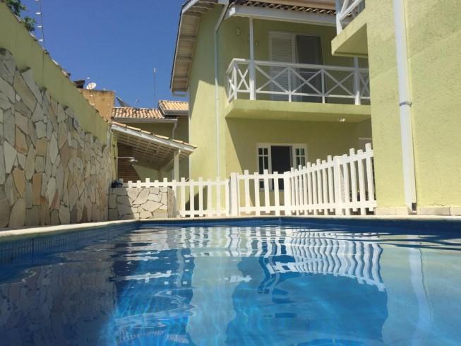 Casa em Condomínio Bertioga - BERTIOGA